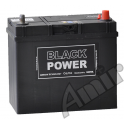 Akumulator Black Power 45Ah 300A Prawy+