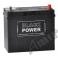 Akumulator Black Power 45Ah 300A Prawy+