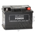 Akumulator Black Power 55Ah 420A Prawy+