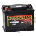 Akumulator Dynamic 55Ah 420A L+