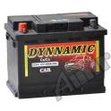 Akumulator Dynamic  62Ah 600A