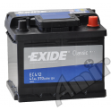 Akumulator EXIDE Cassic 41Ah 370A
