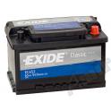 Akumulator EXIDE Classic 65Ah  540A
