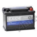 Akumulator EXIDE Classic 70Ah  640A