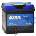 Akumulator EXIDE Excell 50Ah  450A