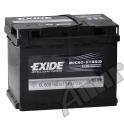 Akumulator EXIDE ECM MICRO-HYBRID 60Ah  540A