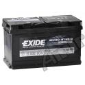 Akumulator EXIDE ECM MICRO-HYBRID 80Ah  630A