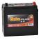 Akumulator Centra Plus 45Ah 300A CB454 Prawy+