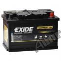 Akumulator EXIDE EQUIPMENT GEL 56Ah ES650