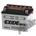 Akumulator Exide YB4L-B 12V 4Ah