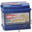 Akumulator GROM 45Ah 450A
