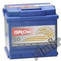 Akumulator GROM 50Ah 480A