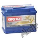 Akumulator GROM 60Ah 600A