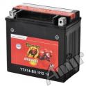 Akumulator BANNER MOTO YTX14 12V 12Ah