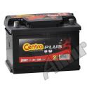 Akumulator Centra Plus 54Ah 520A CB542